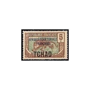 Tchad N° 022 N *