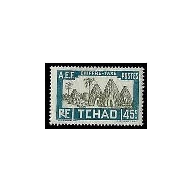 Tchad N° TA 017 N *
