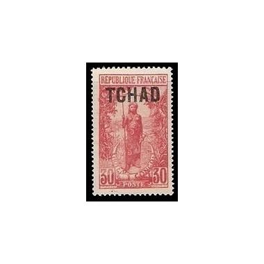 Tchad N° 009 N *