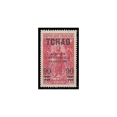Tchad N° 047 Obli