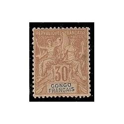 Congo N° 020 N *