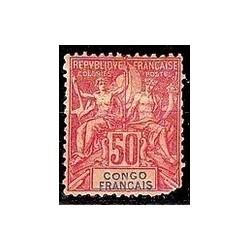 Congo N° 022 N *