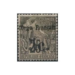 Congo N° 004A Obli
