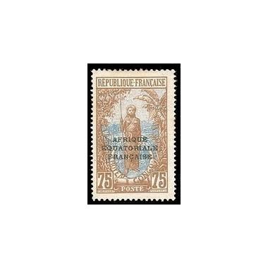 Congo N° 085 Obli