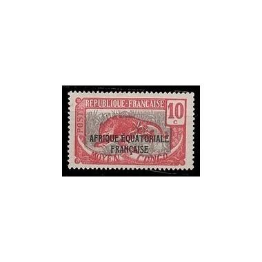 Congo N° 093 Obli