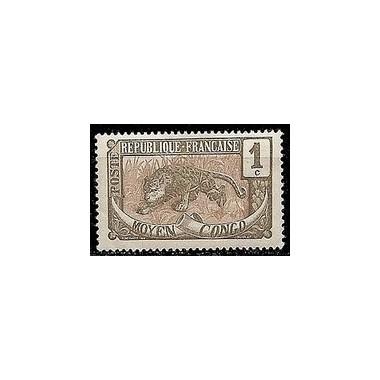 Congo N° 048 Obli