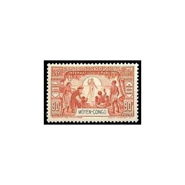 Congo N° 111 Obli