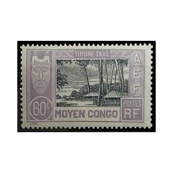 Congo N° TA 019 N *