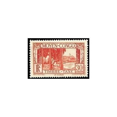 Congo N° TA 027 N *