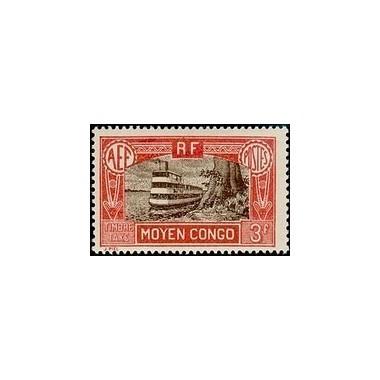 Congo N° TA 022 N *