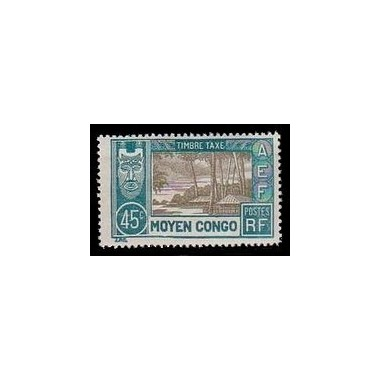 Congo N° TA 017 N *