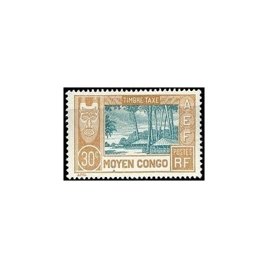 Congo N° TA 016 N **