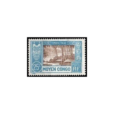 Congo N° TA 015 N *