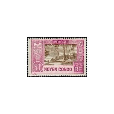 Congo N° TA 018 N *