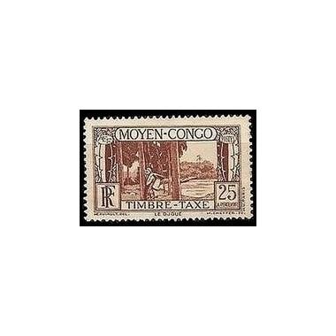 Congo N° TA 026 N *