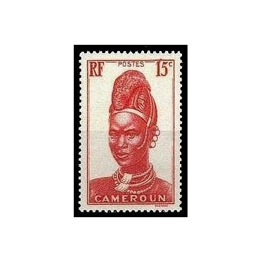 Cameroun N° 167 N **