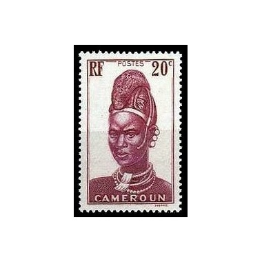 Cameroun N° 168 N **