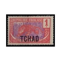 Tchad N° 001 N **