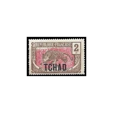 Tchad N° 002 N **