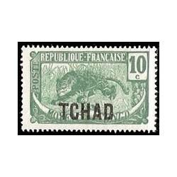 Tchad N° 005 N **