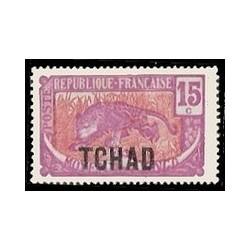 Tchad N° 006 N **