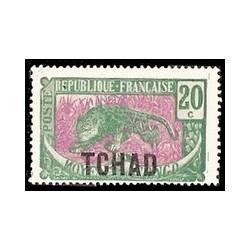 Tchad N° 007 N **