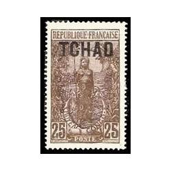 Tchad N° 008 N **