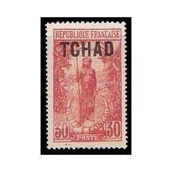 Tchad N° 009 N **
