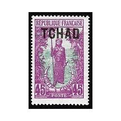 Tchad N° 012 N **