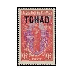 Tchad N° 015 N **