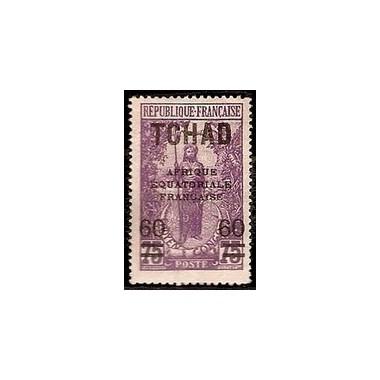 Tchad N° 032 N **