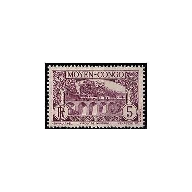 Congo N° 116 N **
