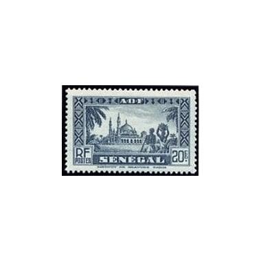 Senegal N° 137 N**