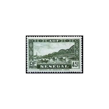 Senegal N° 124 N**