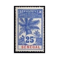 Senegal N° 037 N**