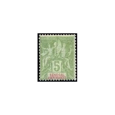 Senegal N° 021 N*