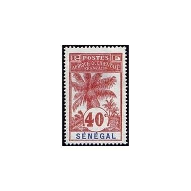 Senegal N° 040 N*