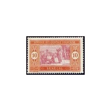 Senegal N° 057 Obli