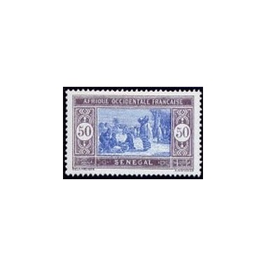 Senegal N° 065 Obli