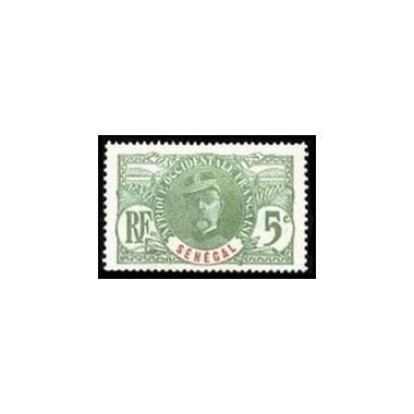 Senegal N° 033 Obli