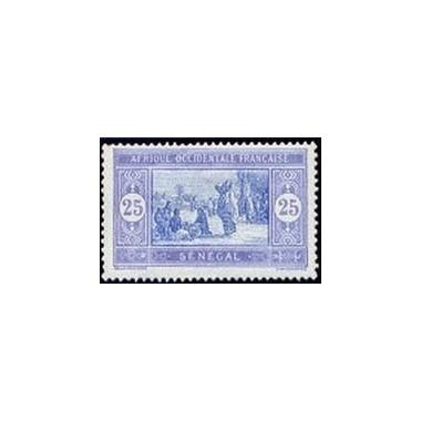 Senegal N° 060 Obli