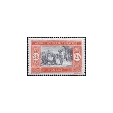 Senegal N° 076 Obli
