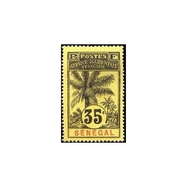 Senegal N° 039 Obli