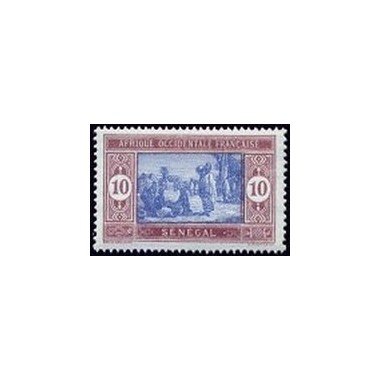 Senegal N° 074 Obli