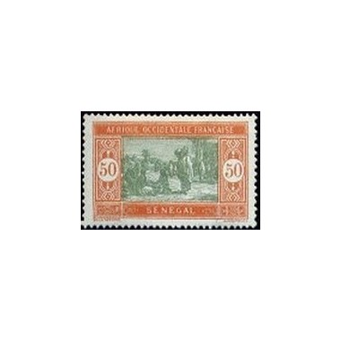 Senegal N° 082 Obli