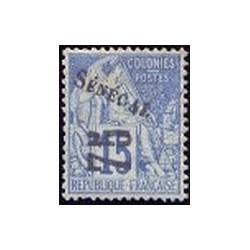 Senegal N° 006 Obli