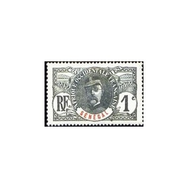 Senegal N° 030 Obli