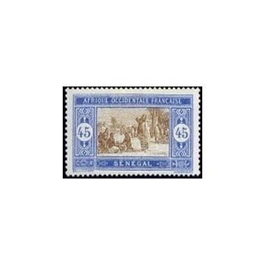 Senegal N° 064 Obli