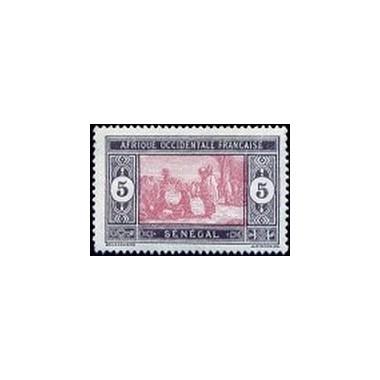 Senegal N° 072 Obli