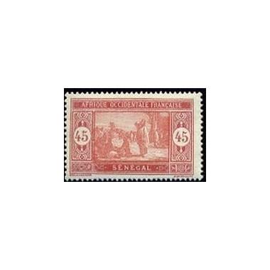 Senegal N° 080 Obli
